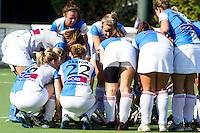 Den Haag - Hurley dames , zondag tijdens de Rabo Hoofdklasse Dameswedstrijd tussen KZ en Hurley (1-2). Foto KOEN SUYK