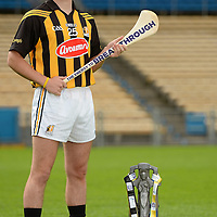 12 September 2012; Bord Gáis Energy Ambassadors Cillian Buckley, of Kilkenny, was in Thurles today ahead of Saturday's Bord Gáis Energy GAA Hurling U-21 All-Ireland Final which will be played in Semple Stadium, Thurles. Clare play Kilkenny at 7pm in a repeat of the 2009 Final. The game is preceded by Roscommon against Kildare in the 'B' Final, which throws in at 5pm. Both games will be live on TG4. Semple Stadium, Thurles, Co. Tipperary. Picture credit: Matt Browne / SPORTSFILE *** NO REPRODUCTION FEE ***