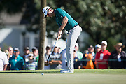 Justin Rose (ENG) during the Second Round of the The Arnold Palmer Invitational Championship 2017, Bay Hill, Orlando,  Florida, USA. 17/03/2017.<br /> Picture: PLPA/ Mark Davison<br /> <br /> <br /> All photo usage must carry mandatory copyright credit (© PLPA | Mark Davison)