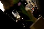 Brumadinho_MG, Brasil...Jantar no Festival de Gastronomia Sabor e Saber. Na foto pessoas tomando vinho...The dinner in the Gastronomy Festival Sabor e Saber. In this photo people drinking a wine...Foto: BRUNO MAGALHAES / NITRO