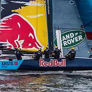 Extreme Sailing Series, Cardiff 2018