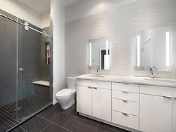 3553 Nellie Curtis Modern Home master bathroom VA 2-174-303