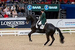 Reynolds Judy, IRL, Vancouver K<br /> LONGINES FEI World Cup™ Finals Gothenburg 2019<br /> © Hippo Foto - Stefan Lafrentz<br /> 05/04/2019