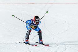 February 8, 2019 - Re, SWEDEN - 190208 Federica Brignone of Italy competes in women's alpine combination during the FIS Alpine World Ski Championships on February 8, 2019 in re..Photo: Joel Marklund / BILDBYRN / kod JM / 87851 (Credit Image: © Joel Marklund/Bildbyran via ZUMA Press)