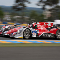 #46 Oreca 03 Nissan, TDS Racing, Drivers: Beche/Thirlet/Tinseau, Class: LMP2, Le Mans 24H, 2012