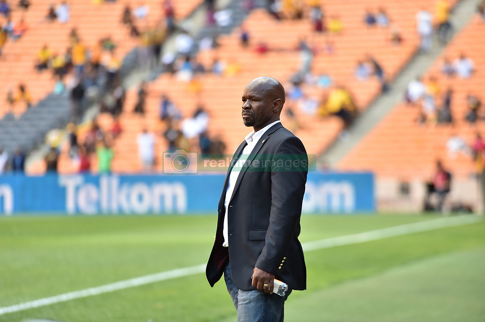 Kaizer Chiefs head coach Stephen Komphela during the ABSA premiership at FNB stadium <br />Picture: Itumeleng English/African News Agency (ANA)<br />07.04.2018<br />Picture: Itumeleng English/African News Agency (ANA)