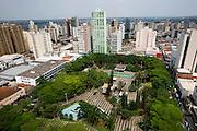 Uberlandia_MG, Brasil...Praca Tubal Vilela em Uberlandia, Minas Gerais...The Tubal Vilela square in Uberlandia, Minas Gerais...Foto: BRUNO MAGALHAES /  NITRO