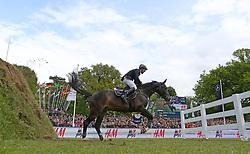 Tillmann, Gilbert, Hadjib<br /> Hamburg - Hamburger Derby 2015<br /> 86. Deutsches Springderby<br /> © www.sportfotos-lafrentz.de/Stefan Lafrentz
