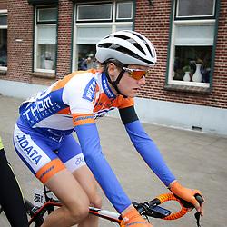 14-05-2016: Wielrennen: Ronde van Overijssel: Rijssen    <br />RIJSSEN (NED) wielrennen<br />Met 64 edities is de ronde van Overijssel een van de oudste wielerkoersen in Nederland. Daan Schouten
