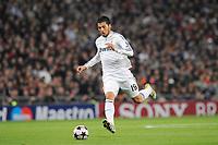 FOOTBALL - UEFA CHAMPIONS LEAGUE 2009/2010 - 1/8 FINAL - 2ND LEG - REAL MADRID v OLYMPIQUE LYONNAIS - 10/03/2010 - PHOTO JEAN MARIE HERVIO / DPPI - EZEQUIEL GARAY (REAL)