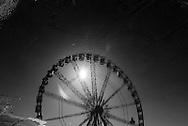 France. Paris. 8th district . place de la concorde. Concord square, obelisk and ferris wheel / paris place de la Concorde,