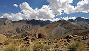 India, Jammu and Kashmir, Ladakh, landscape