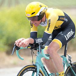 15-05-2015: Wielrennen: Amgen Tour of California: USA<br /> Mike Teunissen