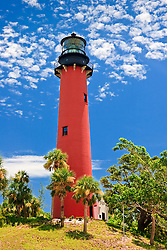 Jupiter Inlet Lighthouse, Jupiter, Florida, USA, Atlantic Ocean