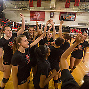 10/24/2015 - Women's Volleyball v New Mexico