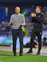 Carlisle United's Manager Keith Curle