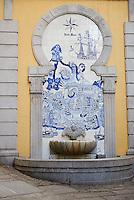 Chine, Macao, Azulejos de la Traversa do Meio // China, Macau, Tiles on the Traversa do Meio