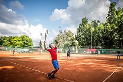 Jaka Kaplja at Petrol VIP tournament 2018, on May 24, 2018 in Sports park Tivoli, Ljubljana, Slovenia. Photo by Vid Ponikvar / Sportida