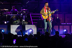 Eric Church playing at the Sturgis Buffalo Chip during the 78th annual Sturgis Motorcycle Rally. Sturgis, SD. USA. Wednesday August 8, 2018. Photography ©2018 Michael Lichter.
