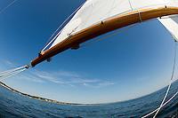 Silverlining sailing tours Ogunquit, Maine