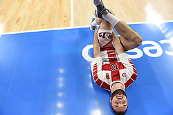 January 27, 2017 - Madrid, Madrid, Spain - Milan Macvan, #13 of EA7 Emporio Armani Milano pictured ahead of the Euroleague basketball match between Real Madrid and EA7 Emporio Armani Milano. (Credit Image: © Jorge Sanz GarcíA/Pacific Press via ZUMA Wire)