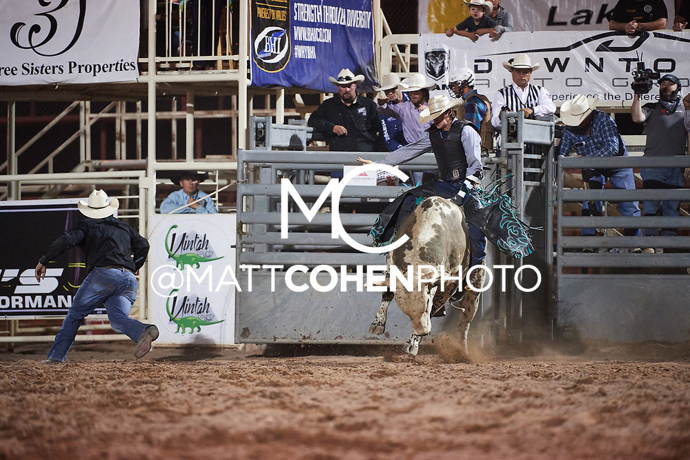 Ty Bertrand / 83E Kapt'n Krunch of Powder River, Vernal 2020<br /> <br /> <br />   <br /> <br /> File shown may be an unedited low resolution version used as a proof only. All prints are 100% guaranteed for quality. Sizes 8x10+ come with a version for personal social media. I am currently not selling downloads for commercial/brand use.