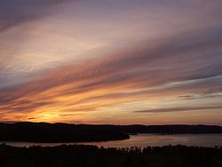 Canada, New Brunswick,  Kingston, Shampers Bluff