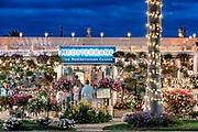 Mediterrano Restaurant, Naples, Florida, USA.