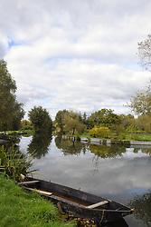 Jardins des Marais de Bourges, 135ha of allotments divided by waterways, Bourges, Centre-Val de Loire, France 2021