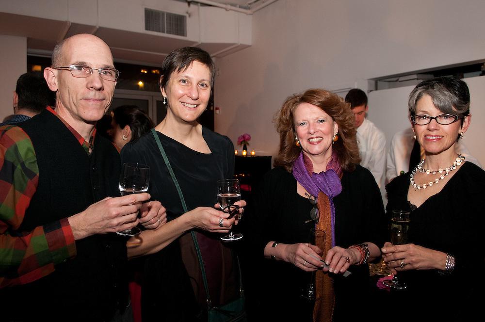 Dance Thearter Workshop 2010 Fresh Tracks Gala.  Honoring David Parker. Photos by Tiffany L. Clark