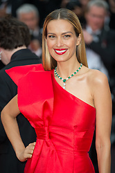 Petra Nemcova arriving on the red carpet of 'La Belle Epoque' screening held at the Palais Des Festivals in Cannes, France on May 20, 2019 as part of the 72th Cannes Film Festival. Photo by Nicolas Genin/ABACAPRESS.COM