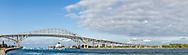 64795-01606 Ship and Blue Water Bridge Port Huron, MI