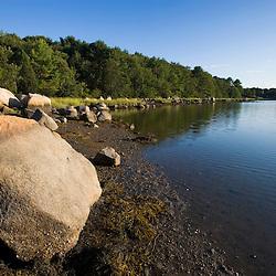 Goose Cove in Gloucester Massachusetts USA