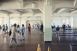 Alcatraz Cafeteria