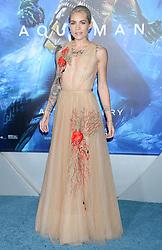 Aquaman World Premiere - Red Carpet. 12 Dec 2018 Pictured: Skylar Grey. Photo credit: ENT24/MEGA TheMegaAgency.com +1 888 505 6342
