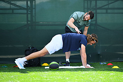 March 7, 2019 - Indian Wells, USA - Stefanos Tsitsipas  (Credit Image: © Panoramic via ZUMA Press)