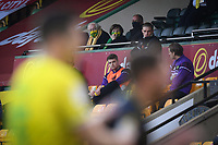 Football - 2020 / 2021 Sky Bet Championship - Norwich City vs Watford - Carrow Road<br /> <br /> Delia Smith, Norwich City's joint majority shareholder looks on.<br /> <br /> COLORSPORT