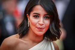 Leila Bekhti attends the screening of A Hidden Life (Une Vie Cachee) during the 72nd annual Cannes Film Festival on May 19, 2019 in Cannes, France. Photo by Shootpix/ABACAPRESS.COM