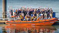 Cowes Lifeboat Crew 2014