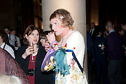 GRAYSON PERRY, Turner Prize 2010. Tate Britain. Millbank. London. 6 December 2010. -DO NOT ARCHIVE-© Copyright Photograph by Dafydd Jones. 248 Clapham Rd. London SW9 0PZ. Tel 0207 820 0771. www.dafjones.com.
