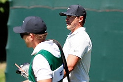 June 21, 2018 - Cromwell, CT, U.S. - CROMWELL, CT - JUNE 21: during the First Round of the Travelers Championship on June 21, 2018, at TPC River Highlands in Cromwell, Connecticut. (Photo by Fred Kfoury III/Icon Sportswire) (Credit Image: © Fred Kfoury Iii/Icon SMI via ZUMA Press)