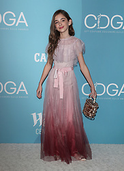 22nd Costume Designers Guild Awards - Los Angeles. 28 Jan 2020 Pictured: Julia Butters. Photo credit: Jen Lowery / MEGA TheMegaAgency.com +1 888 505 6342