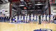Team Banco di Sardegna Dinamo Sassari<br /> Banco di Sardegna Dinamo Sassari - Umana Reyer Venezia<br /> LBA Serie A Postemobile 2018-2019 Playoff Finale Gara 3<br /> Sassari, 14/06/2019<br /> Foto L.Canu / Ciamillo-Castoria