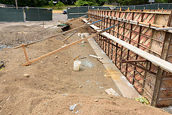 CT-DOT Project No. 173-456 East Haven Repair Facility Tank Replacement. Progress Photo Documentation on 1 July 2016. One of 30 Images of Both Locations captured this Submission.