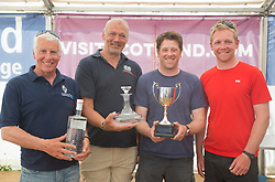 Sailing - SCOTLAND  - 28th May 2018<br /> <br /> Final days racing the Scottish Series 2018, organised by the  Clyde Cruising Club, with racing on Loch Fyne from 25th-28th May 2018<br /> <br /> National Sonata Class Winner, GBR8005N, Virtuoso, Brian Wiseman/ Guy Neville, Craignish BC<br /> <br /> Credit : Marc Turner<br /> <br /> Event is supported by Helly Hansen, Luddon, Silvers Marine, Tunnocks, Hempel and Argyll & Bute Council along with Bowmore, The Botanist and The Botanist