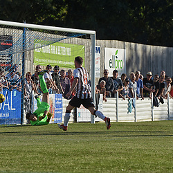 Swindon Supermarine fc 22/09/2019 Swindon Wilts England UK. Supermarine fc hosts Bath City Fc in the round 2 qualifiers of the FA cup Full time score Supermarine fc 0 Bath City Fc 4