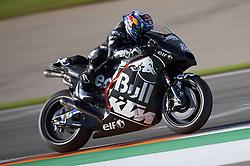 November 21, 2018 - Valencia, Spain - Miguel Oliveira (88) of Portugal and Red Bull KTM Tech3 during the test of the new MotoGP season 2019 at Ricardo Tormo Circuit in Valencia, Spain on 21th Nov 2018  (Credit Image: © Jose Breton/NurPhoto via ZUMA Press)
