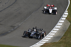 April 23, 2018 - Birmingham, Alabama, United States of America - JORDAN KING (20) of England battles for position through the turns during the Honda Grand Prix of Alabama at Barber Motorsports Park in Birmingham, Alabama. (Credit Image: © Justin R. Noe Asp Inc/ASP via ZUMA Wire)