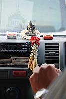 Dashboard Buddha Bangkok Thailand