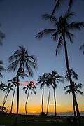 Sunset Mauna Kea Resort, Kohala Coast, Kaunaoa Beach, Island of Hawaii
